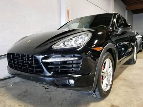 2011 Porsche Cayenne for sale in Sacramento, CA