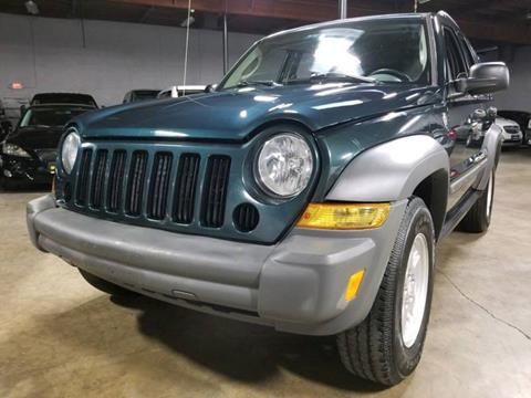 2005 Jeep Liberty for sale in Sacramento, CA