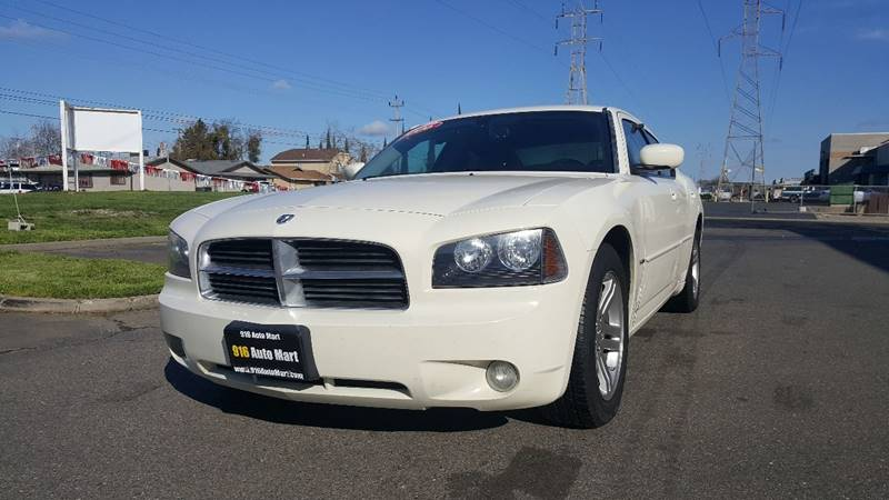 2006 Dodge Charger Rt In Sacramento Ca 916 Auto Mart 399 Down