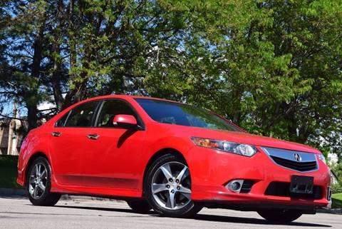 2012 Acura TSX for sale in Salt Lake City, UT