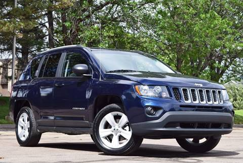 2016 Jeep Compass for sale in Salt Lake City, UT