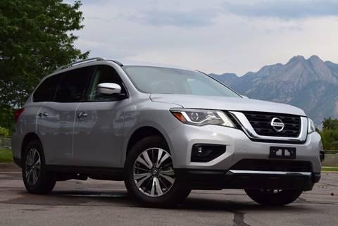 2017 Nissan Pathfinder for sale in Salt Lake City, UT