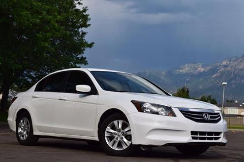 2011 Honda Accord for sale in Salt Lake City, UT