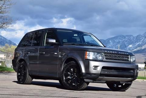 2010 Land Rover Range Rover Sport for sale in Salt Lake City, UT