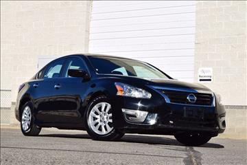 2015 Nissan Altima for sale in Salt Lake City, UT