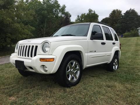 2003 Jeep Liberty for sale in Eureka, MO
