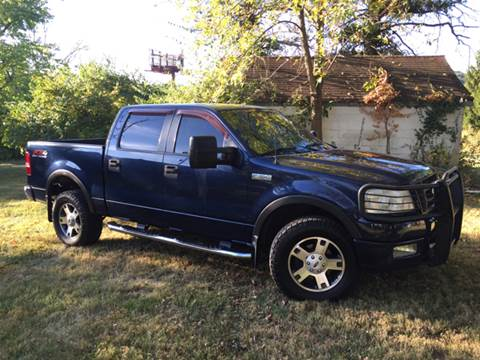 2005 Ford F-150 for sale in Eureka, MO