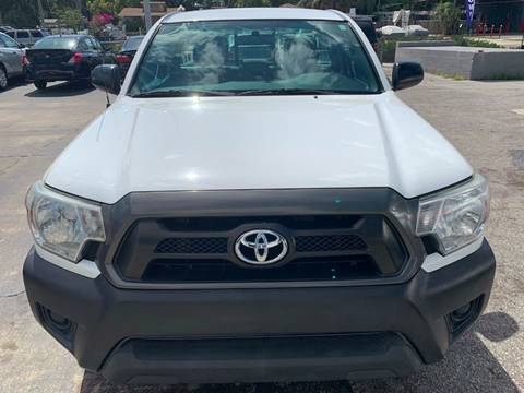 2014 Toyota Tacoma for sale in Tampa, FL