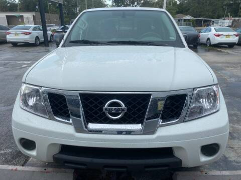 2019 Nissan Frontier for sale at M and M Motors of Tampa LLC in Tampa FL