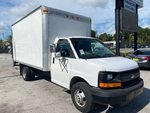 2004 Chevrolet Express Cutaway for sale at M and M Motors of Tampa LLC in Tampa FL