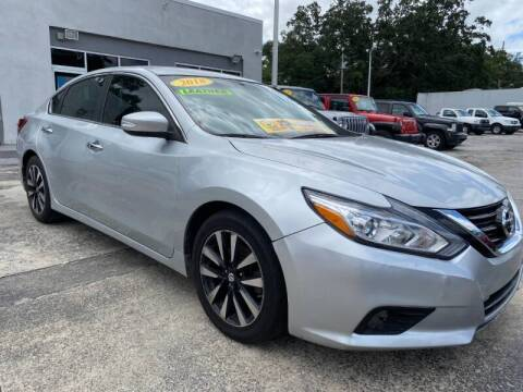 2018 Nissan Altima for sale at M and M Motors of Tampa LLC in Tampa FL