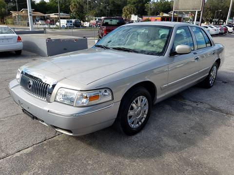 2007 Mercury Grand Marquis for sale in Tampa, FL