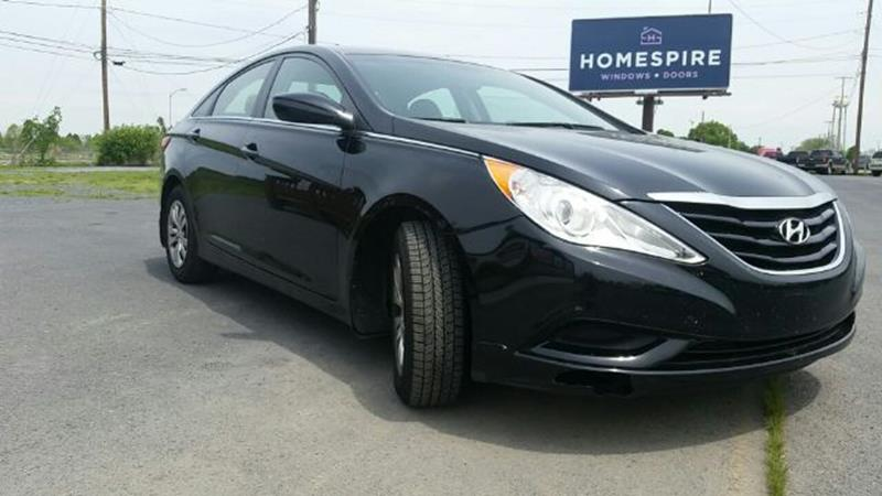 2012 Hyundai Sonata GLS 4dr Sedan - Mechanicsburg PA