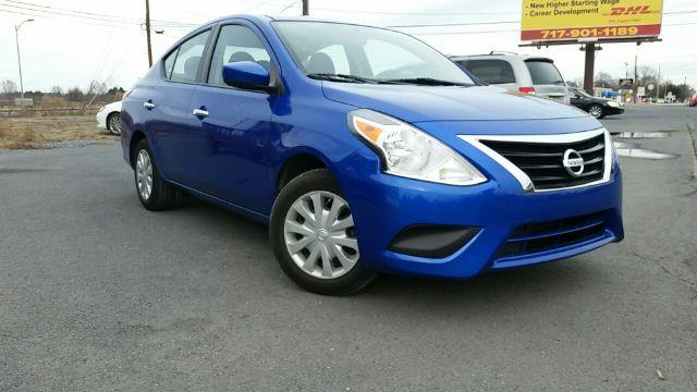 2015 Nissan Versa SV Sedan 4D - Mechanicsburg PA