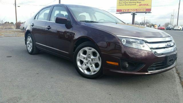2011 Ford Fusion SE 4dr Sedan - Mechanicsburg PA