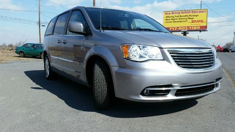 2013 Chrysler Town and Country Touring 4dr Mini-Van - Mechanicsburg PA