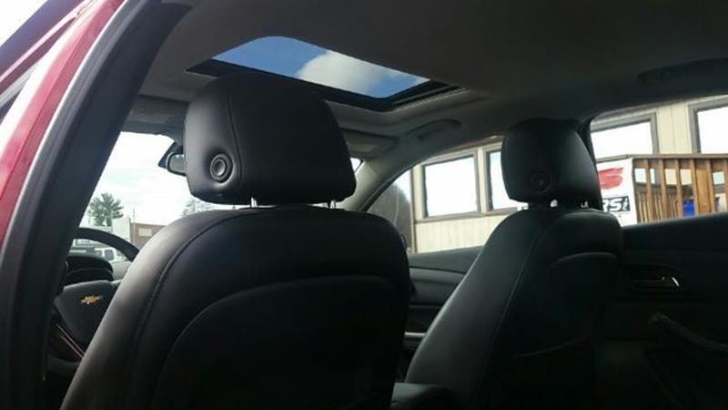 2013 Chevrolet Malibu LTZ 4dr Sedan w/2LZ - Mechanicsburg PA