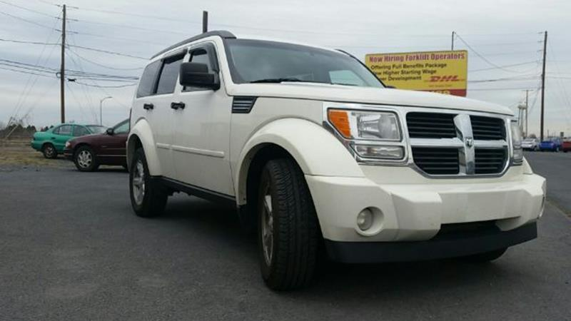 2008 Dodge Nitro SXT 4dr SUV 4WD - Mechanicsburg PA