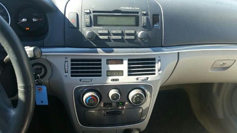 2007 Hyundai Sonata SE Sedan 4D - Mechanicsburg PA