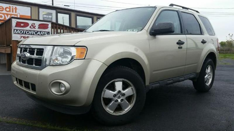 2011 Ford Escape XLT 4dr SUV - Mechanicsburg PA