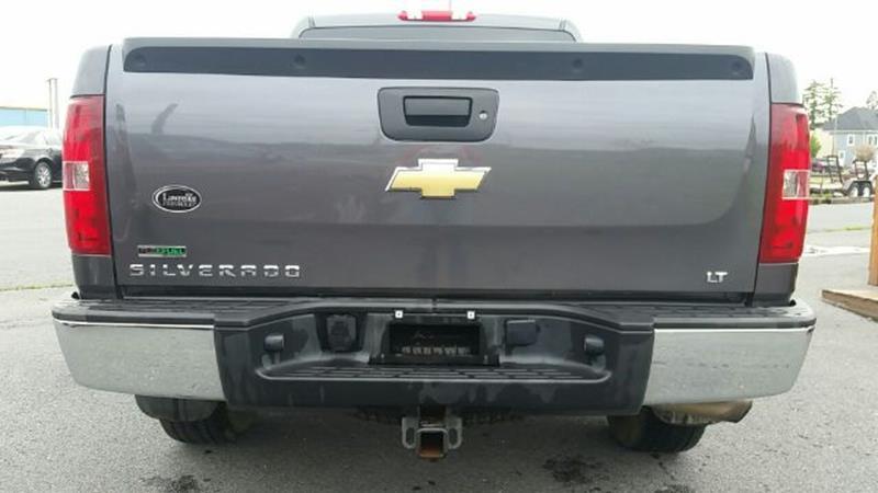 2011 Chevrolet Silverado 1500 4x4 LT 4dr Crew Cab 5.8 ft. SB - Mechanicsburg PA