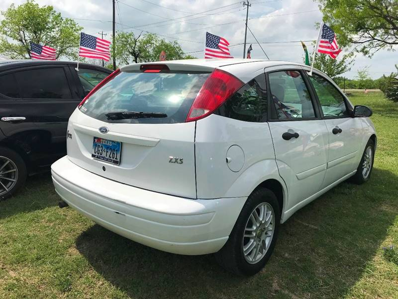 2003 Ford Focus Zx5 In Kyle Tx Jacobs Auto Sales
