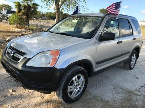 2004 Honda CR-V for sale in Kyle, TX