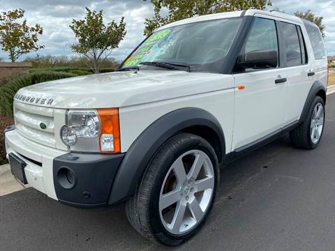 2008 Land Rover LR3 for sale in Kyle, TX