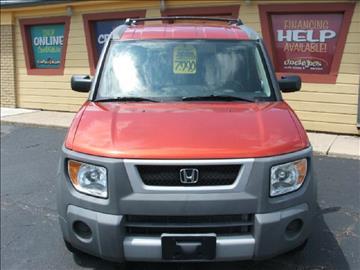 2004 Honda Element for sale in Howell, MI