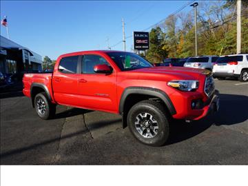 2016 Toyota Tacoma for sale in Green Brook, NJ