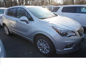 2017 Buick Envision for sale in Green Brook, NJ