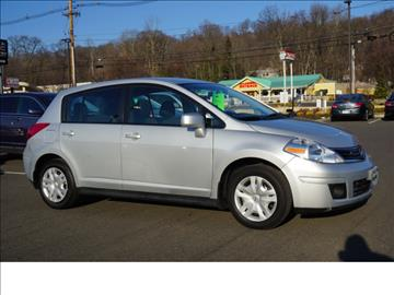 2011 Nissan Versa for sale in Green Brook, NJ