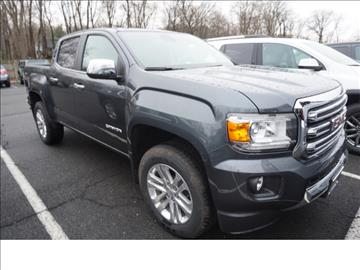2017 GMC Canyon for sale in Green Brook, NJ