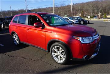 2015 Mitsubishi Outlander for sale in Green Brook, NJ
