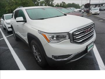 2017 GMC Acadia for sale in Green Brook, NJ