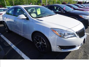 2017 Buick Regal for sale in Green Brook, NJ