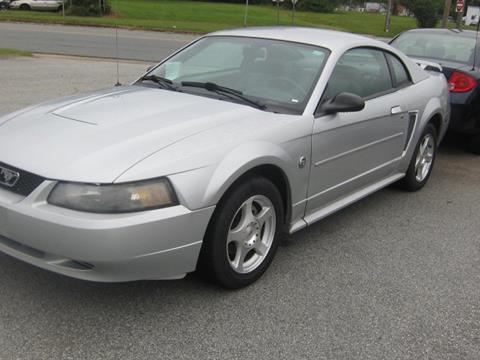 2004 Ford Mustang for sale in Winston Salem NC