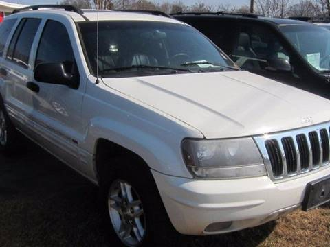 2002 Jeep Grand Cherokee for sale in Winston Salem, NC