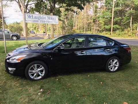 2015 Nissan Altima for sale in North Muskegon MI