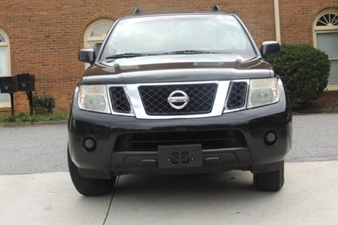 2010 Nissan Pathfinder for sale in Marietta, GA