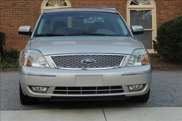 2007 Ford Five Hundred for sale in Marietta, GA