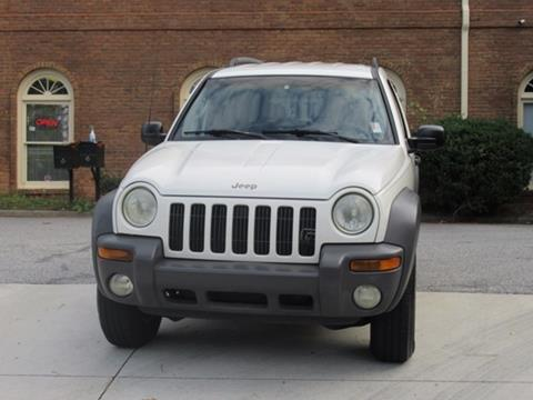 2002 Jeep Liberty for sale in Marietta, GA