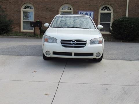 2003 Nissan Maxima for sale in Marietta, GA