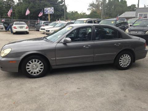 2004 Hyundai Sonata for sale in Kissimmee, FL