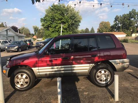 2000 Toyota RAV4 for sale in Grand Rapids, MI