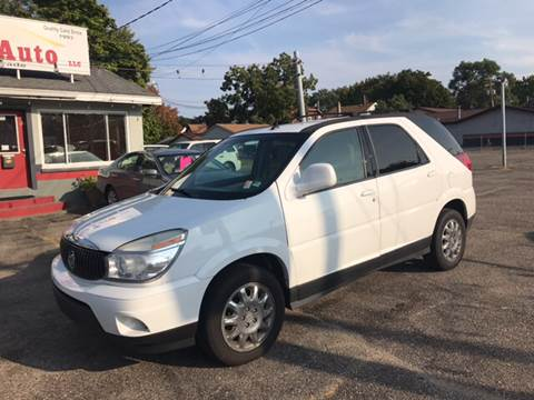 Used buick rendezvous for sale in grand rapids mi for Grand rapids motor car