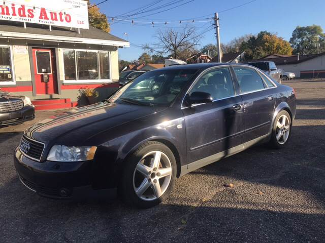 2003 Audi A4 30 Quattro In Grand Rapids Mi Pyramids Auto Llc