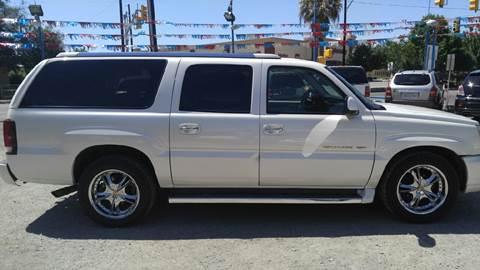 2006 Cadillac Escalade ESV for sale in San Antonio, TX