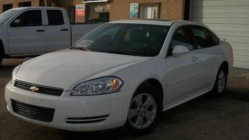2009 Chevrolet Impala for sale in Protection, KS