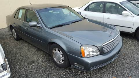 2005 Cadillac DeVille for sale in High Point, NC